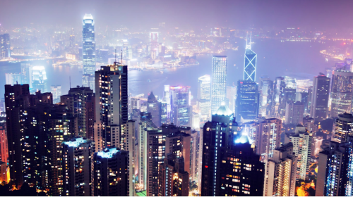 逻壹宣布多项管理层任命 推动亚太2020大湾区计划