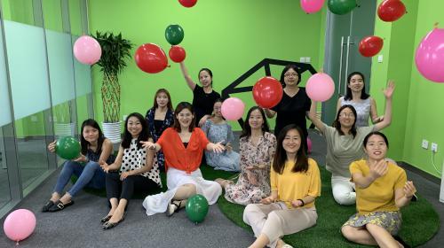 逻壹传播大中华区业务持续增长,北京团队进驻全新办公室